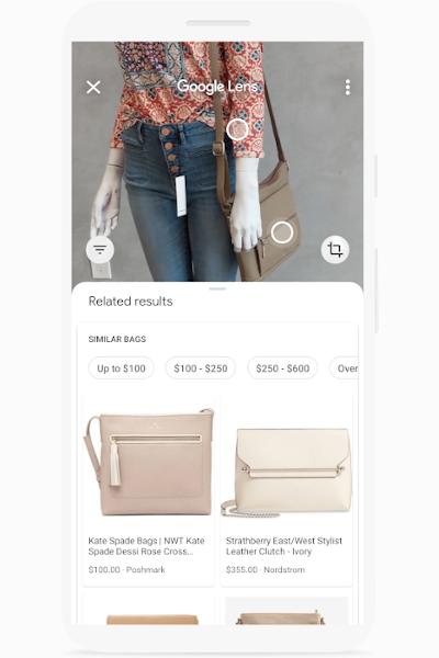 google shopping e google leans